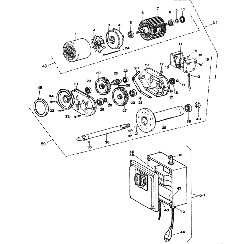 Mortar Mixer Parts Manual - Wiring Library •