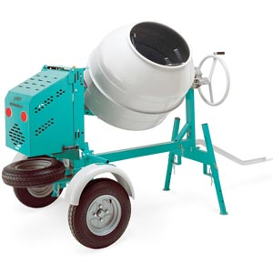 IMER Concrete Mixer Repair Parts