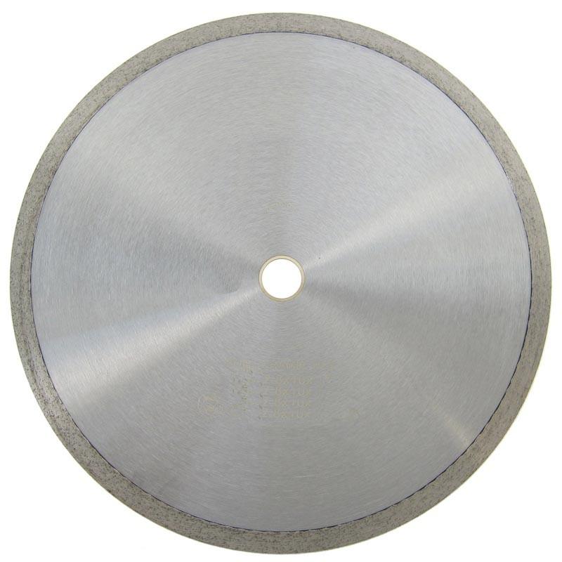 """B000005 Imer 8"""" Continuous Rim Wet Cut Tile, Stone & Porcelain Diamond Blade"""
