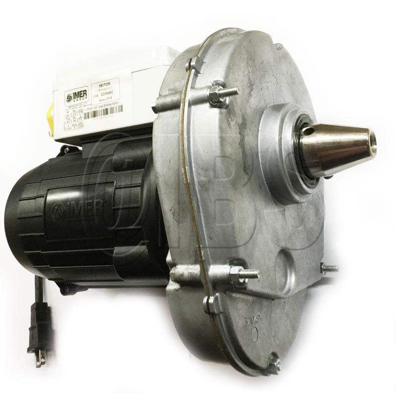 3210492 Imer USA GEARBOX & MOTOR ASSEMBLY